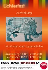Plakat Lichterfest